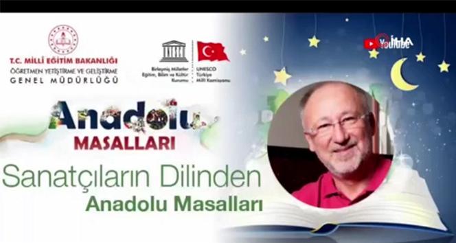 Bakan Selçuk'tan 'Anadolu Masalları' hikaye anlatıcısı ünlülere teşekkür