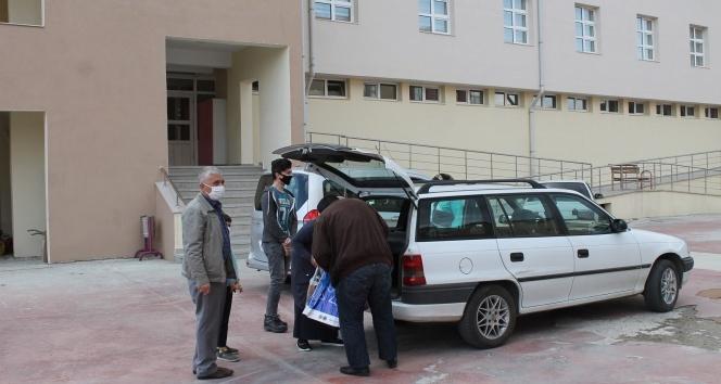 İstanbul'dan Kastamonu'ya gelen 5 kişilik aile yurtta karantinaya alındı