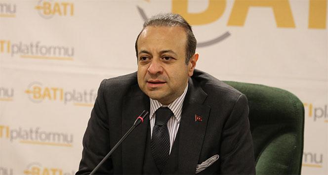 Büyükelçi Bağış: 'Türkiye dünyanın en genç kalifiye işgücü ile geleceğin teknoloji dünyasına yön verme noktasında'