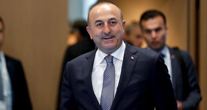 Bakan Çavuşoğlu: 'Sağlık ordusu güçlü olan bugün kazanıyor'