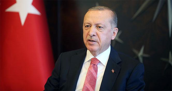 Cumhurbaşkanı Erdoğan'dan Tatar'a tebrik