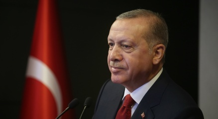 """Cumhurbaşkanı Erdoğan: """"Ayasofyanın cami olması gecikmiş bir yeniden silkiniştir"""""""