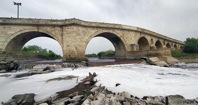 Ergene Nehri'nde 50 yıllık sorun bitiyor!