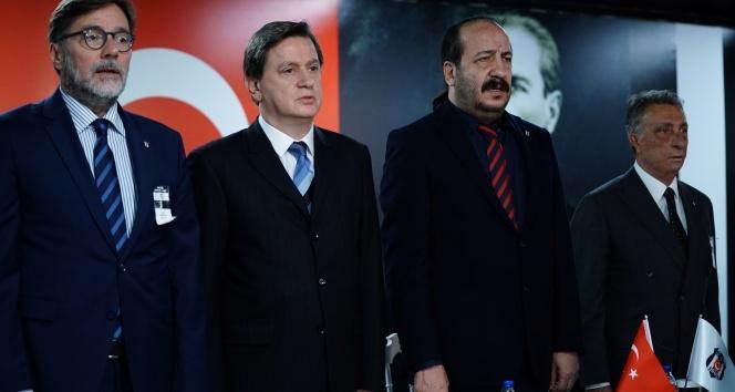 Beşiktaş'tan açıklama: