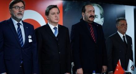 """Beşiktaştan açıklama: """"Başkanımızın testi negatif sonuçlanmıştır"""""""