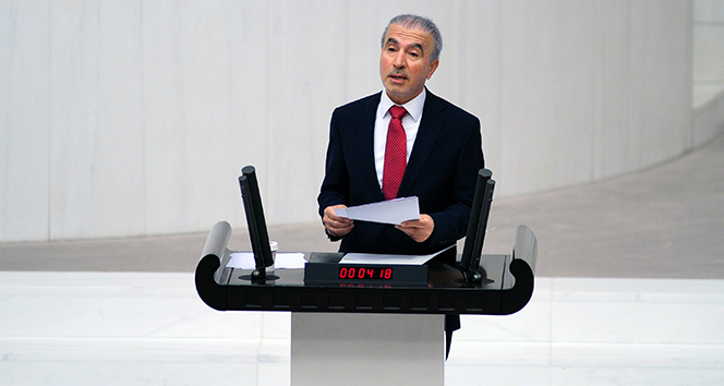 AK Parti'li Bostancı'dan açık cezaevlerine ilişkin açıklama