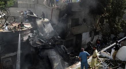 Karaçi Belediye Başkanı Ahtar: Kazada kimsenin kurtulduğunu düşünmüyoruz