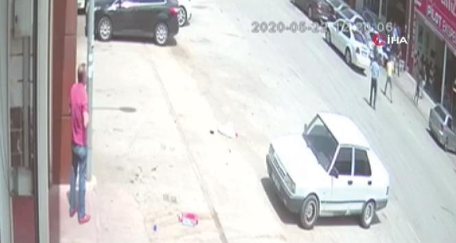 Aracına verilen raporu beğenmeyince ekspertiz sorumlusunu öldürdü