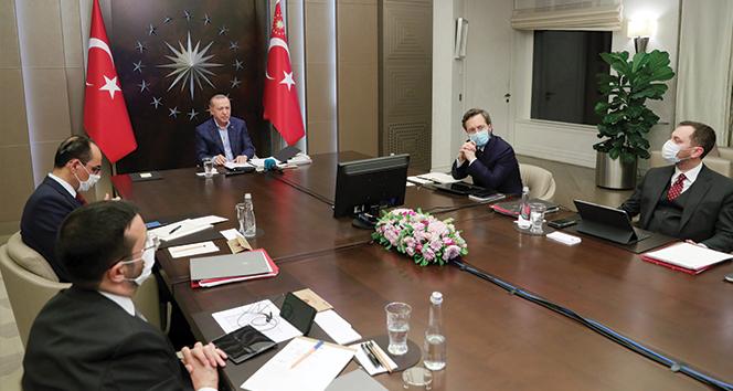 Cumhurbaşkanı Erdoğan, 'Yarından tezi yok, yeni bir gönül seferberliği başlatıyoruz'