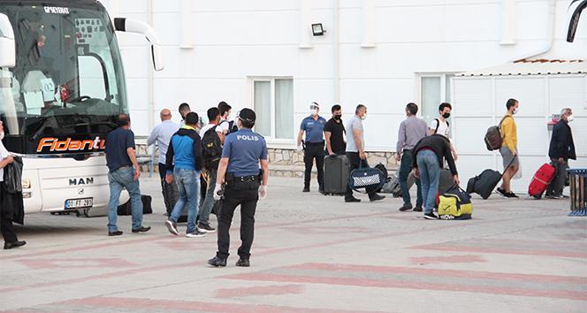 AFAD: 'Yurt dışından getirilen 76 bin 310 vatandaş gözlem altına alındı'