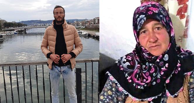 Edirne'de vahşet: Annesini öldürüp AFAD ve jandarmayla arama çalışmalarına katılmış