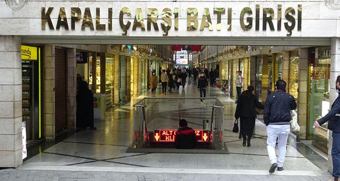 Bursa'da tarihi çarşı ve hanlar bölgesi bir kez daha kapılarını açtı