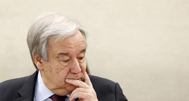 BM Genel Sekreteri Guterres: 'Ne yazık ki ateşkes çağrımız somut karşılık bulmadı'