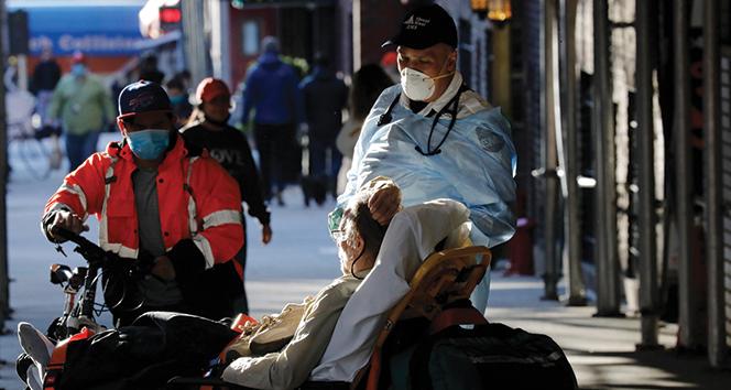 ABD'de korona virüsten ölenlerin sayısı 103 bin 413 oldu