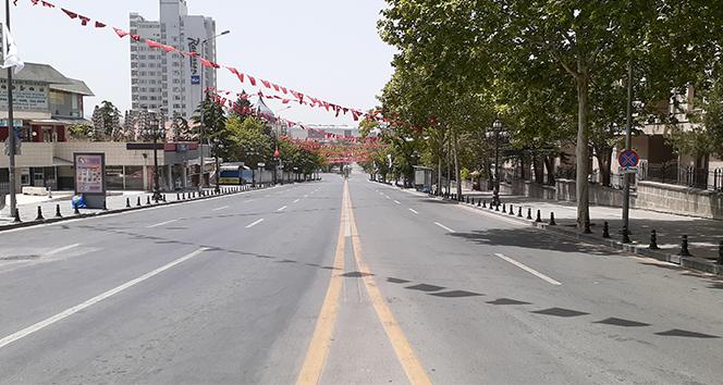 15 ilde 2 gün sürecek olan sokağa çıkma kısıtlaması başladı