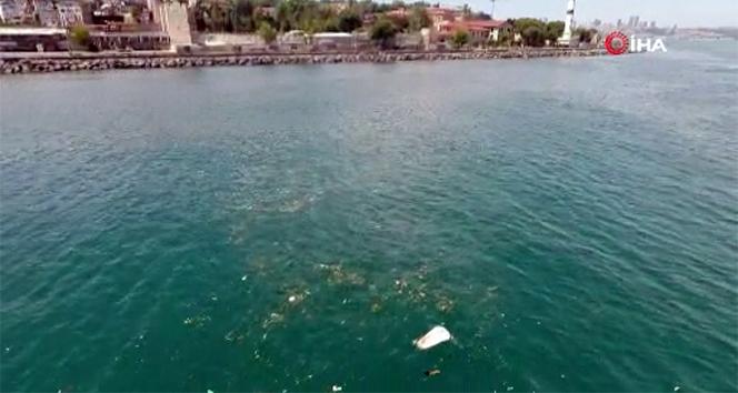 İstanbul Boğazı'na yakışmayan görüntü