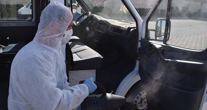 Sağlık Bakanlığından Covid-19'a karşı personel servis araçlarıyla ilgili alınması gereken önlemler