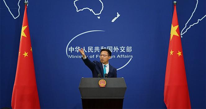Çin''den ABD'ye çağrı: 'Irkçılığı ortadan kaldırın'