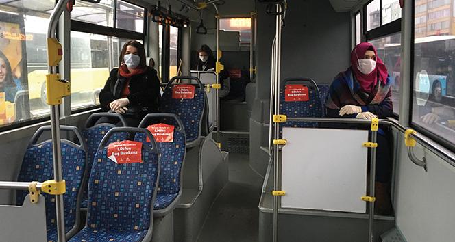 Toplu taşımada yüzde 50 yolcu taşıma sınırlaması kaldırıldı