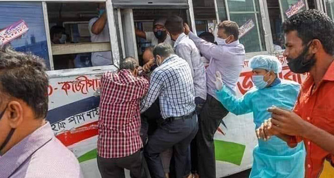 Bangladeş'te korona vakası 50 bini geçti