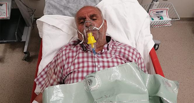Elazığ'da kayıp yaşlı adam bulundu