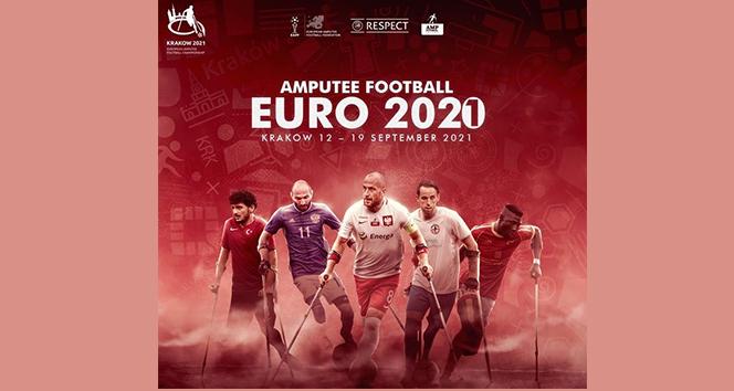 2020 Avrupa Ampute Futbol Şampiyonası'nı 2021'e erteledi