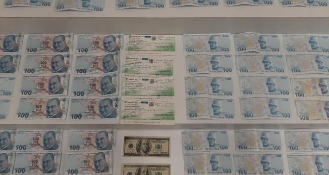 Esnafa sahte para ile ödeme yapan şahıslar yakayı ele verdi