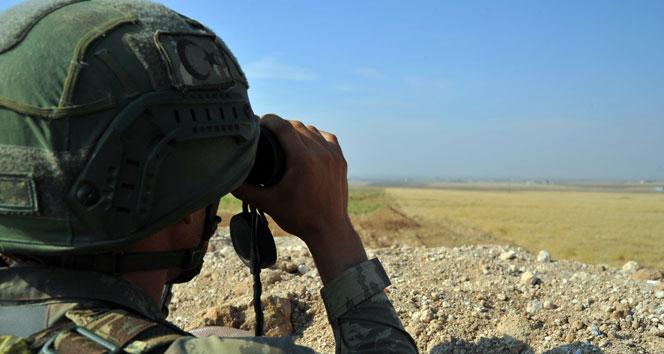 'Fırat Kalkanı bölgesinde 1, Zeytin Dalı bölgesinde 6 PKK/YPG'li terörist gözaltına alındı'