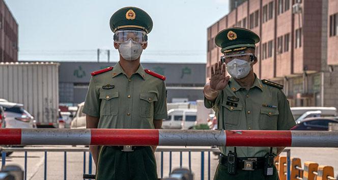 Çin'de ikinci dalga endişesi artıyor, 57 yeni vaka kaydedildi