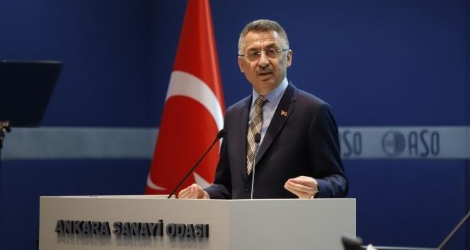 Cumhurbaşkanı Yardımcısı Fuat Oktay: 'Bunun adı kalleşliktir'
