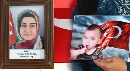 Bedirhan bebek ve annesinin şehit düştüğü saldırının faillerinden terörist ölü olarak ele geçirildi