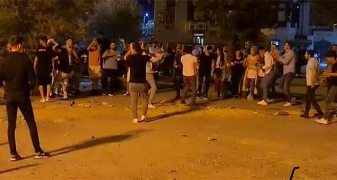 İstanbul'da 'pes' dedirten görüntüler kamerada