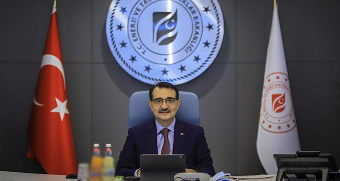 Bakan Dönmez: 'BOTAŞ'tan sanayicimizin kullandığı doğalgaza indirim hayırlı olsun'