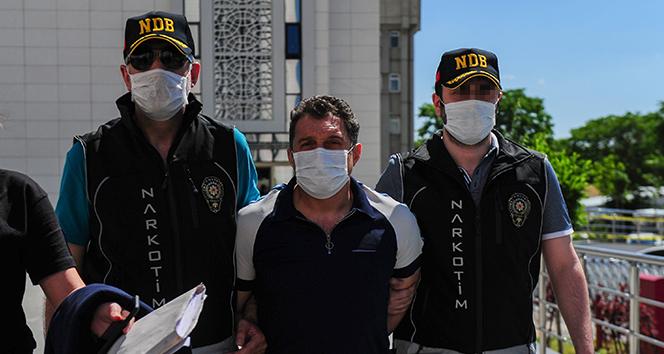 'Bataklık' operasyonu zanlıları Ankara Emniyet Müdürlüğüne getirildi