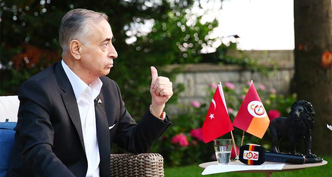 Mustafa Cengiz: 'Camiamız rahat olsun, gereken anında yapılıyor, reaksiyon anında veriliyor'