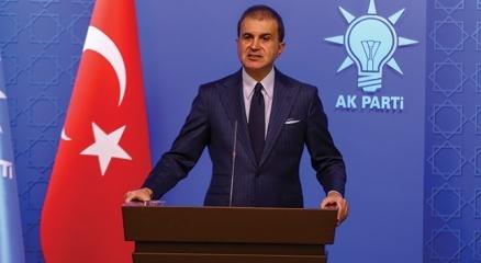 AK Parti Sözcüsü Çelik: İzmirde HDP İl binasında gerçekleşen saldırıyı ve cinayeti lanetliyoruz