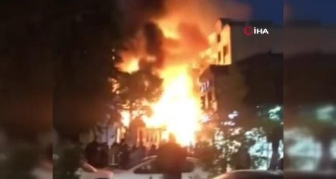 Tahran'daki patlamada ölü sayısı 18'e yükseldi