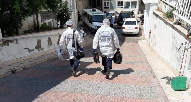 Bodrum'da kanlı infaz: 2 ölü