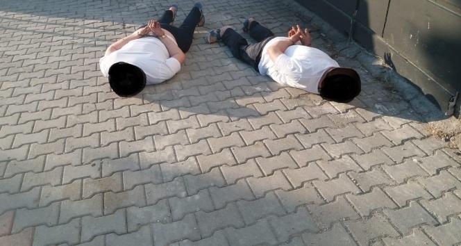 Ankara'da suç örgütüne