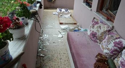 Patlama çevre köylerdeki evlerde bile hasar oluşturdu