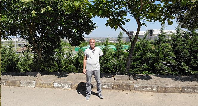 15 Temmuz'da bir kolunu kaybeden Gazi Üzeyir Civan: 'Benim bir kolum gitti ama vatanım selamete erdi'