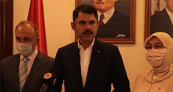 Bakan Kurum: 'Yalova merkezinde kentsel dönüşüm çalışmasına başlayacağız'