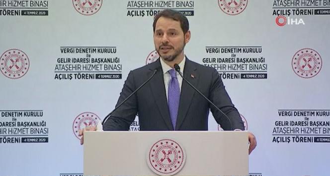 Bakan Albayrak: 'Krize yatırım yapanlar pandemi dönemindeki performansımızla hüsrana uğradı'
