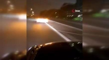 ABDde göstericilere çarpan sürücünün kaçtığı anlar ortaya çıktı