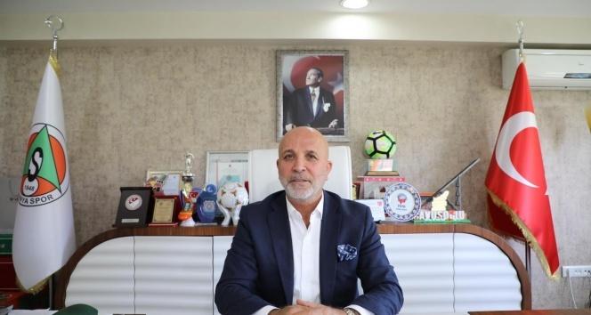 Alanyaspor Başkanı Hasan Çavuşoğlu'ndan N'Sakala açıklaması