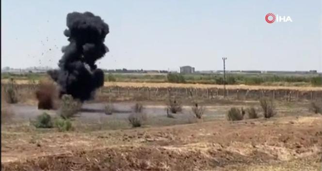 MSB: '7 adet antitank mayını imha edildi'