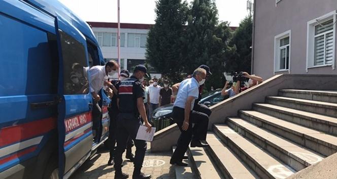 Sakarya'daki patlamayla ilgili 4 kişi  tutuklandı