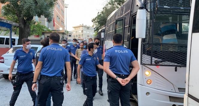 Kaçak tütün operasyonunda 135 şüpheliden 20'si tutuklandı