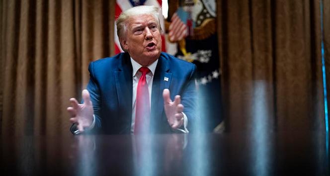 ABD'de Trump yönetimi, Dünya Sağlık Örgütü'nden çekildiğine dair Kongre'yi bilgilendirdi