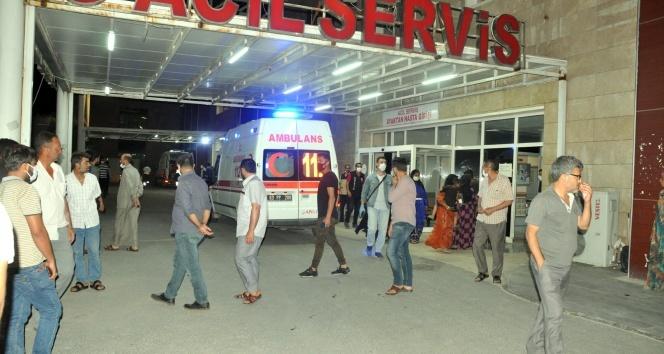 Telabyad'daki bombalı saldırıda yaralananlar Türkiye'ye getirildi
